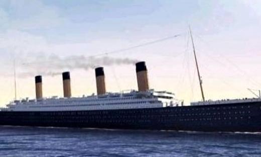 四川花十亿建泰坦尼克