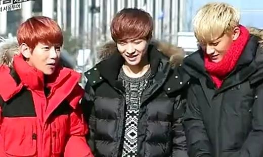 【韩语中字】140109 EXO`s Showtime E07
