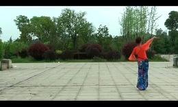 云裳广场舞《草原上升起不落的太阳》