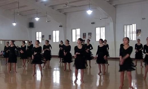 2014专业体舞院校公开课 - 拉丁舞(一)