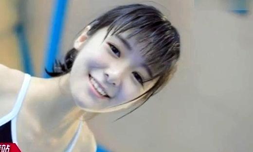 徐娇发泳衣照自我PS过度 遭网友讥平胸