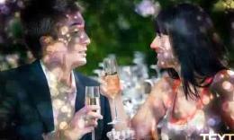 Videohive Romantic Fireworks_clip