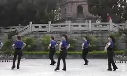 杨丽萍广场舞 山歌情