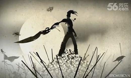 超震撼动画短片《 剑的传奇》
