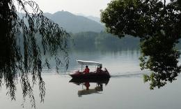 杭州西湖梦里天堂