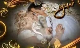 VideoHive Wedding Rings_clip