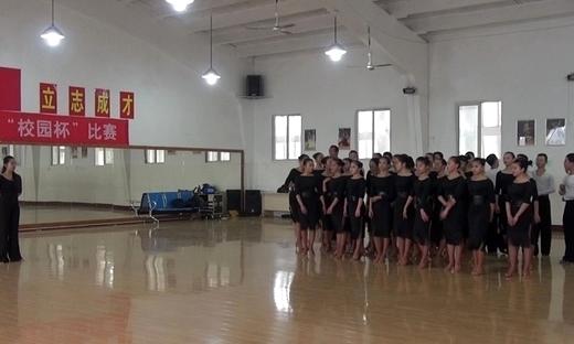 2014专业体舞院校公开课 - 拉丁舞(三)
