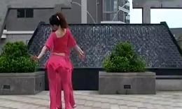 瑞金丽萍广场舞 爱大了受伤了 2014最新广场舞
