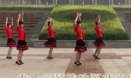 2014云裳博彩官网大全 傣家姑娘 背面动作教学